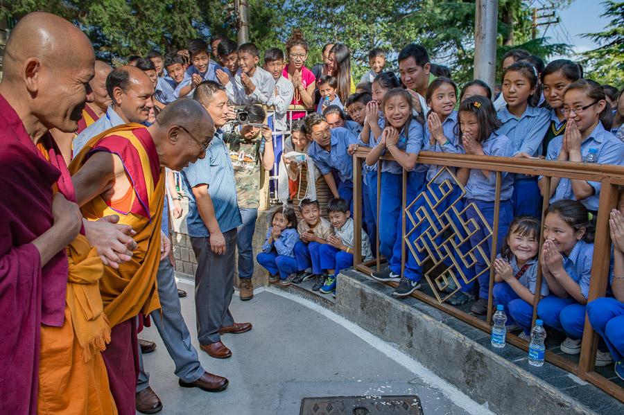 Seeing Dalai Lama live | Life Sensei